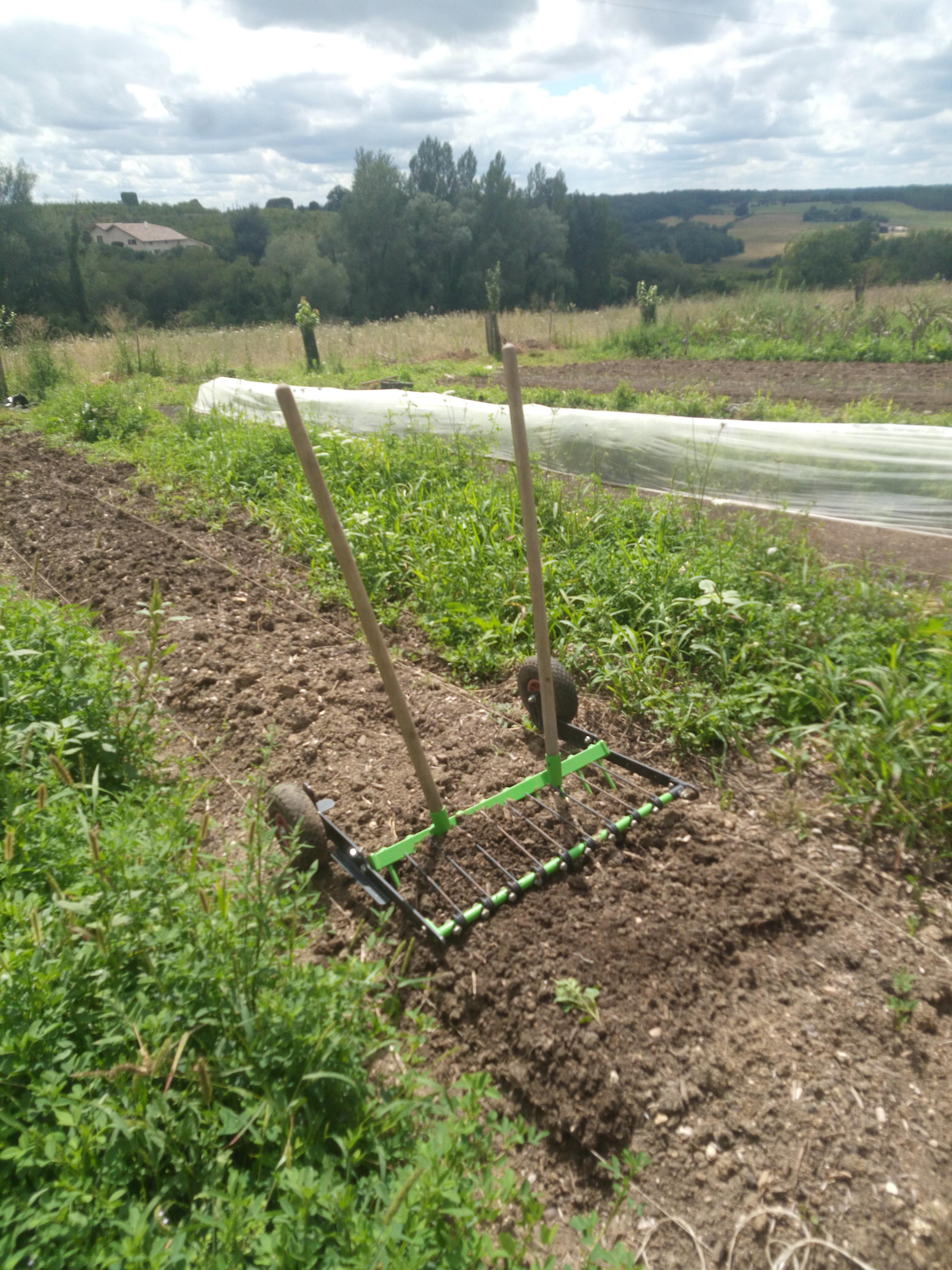 Visite des jardins de bouet avec bordeaux m tropole et la for Chambre agriculture gironde